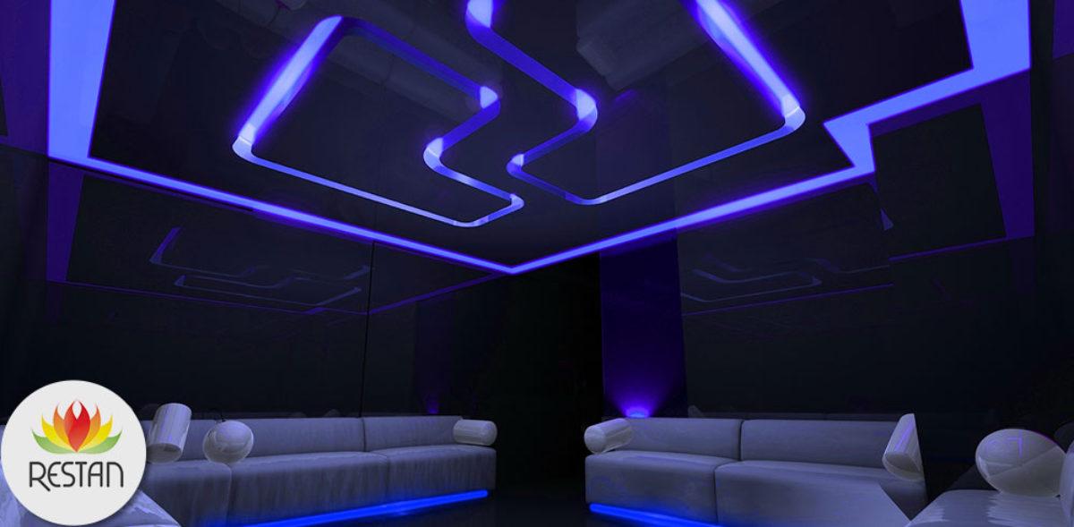 Utilisation intelligente de l'éclairage LED